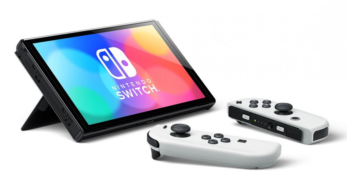 Nintendo Switch Oled Model October