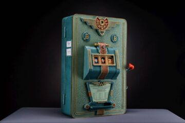 Betsafe Restoration Project of a Beromat Mechanical Slot Machine